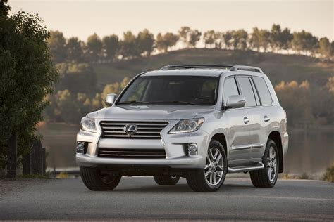 new and used lexus lx 570 prices photos reviews specs