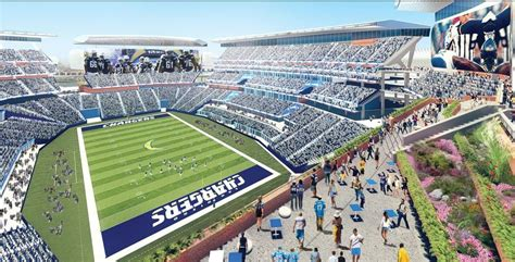 stadiumlinks at marlins park the chargers stadium information renderings and more of the