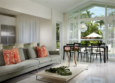 florida style living room furniture j design group modern contemporary interior designer