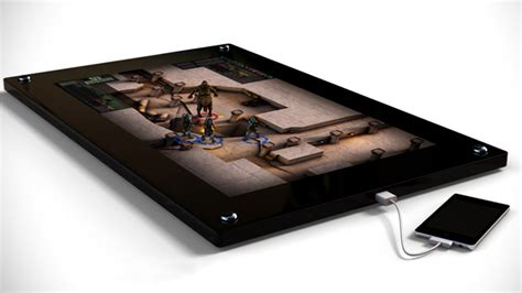 digital board table d d of the future why tabletop gaming is going to