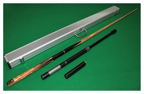 Handmade Snooker Cue - handmade 4 snooker pool cue complete set feat a