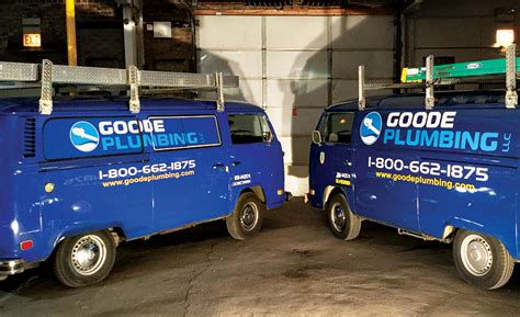 Goode Plumbing by 2016 Truck Of The Month