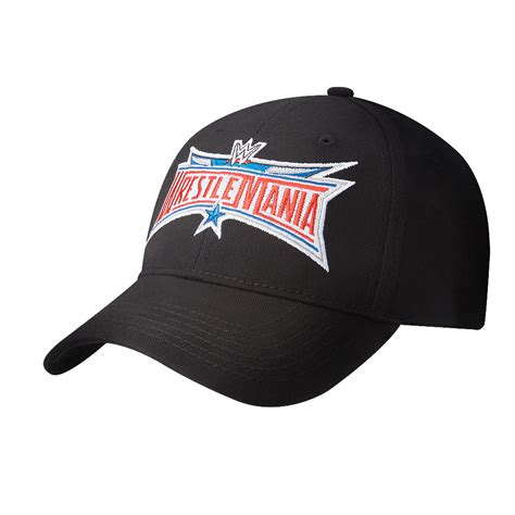 Funko Hat Baseball Cap wrestlemania 32 black baseball cap us