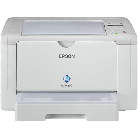 Printer A4 Epson epson workforce al m200dn a4 mono laser printer c11cc70011by
