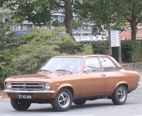 1971 opel ascona opel ascona 1971 1975 flickr photo