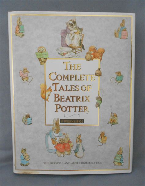 1989 complete tales of beatrix potter the 23 original