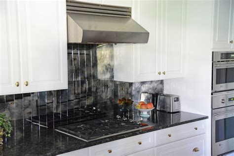 cheap kitchen backsplash alternatives white cabinets black granite what color backsplash kitchen