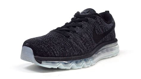 Nike Flyknit Max 2015 nike air max 2015 flyknit black graysands co uk