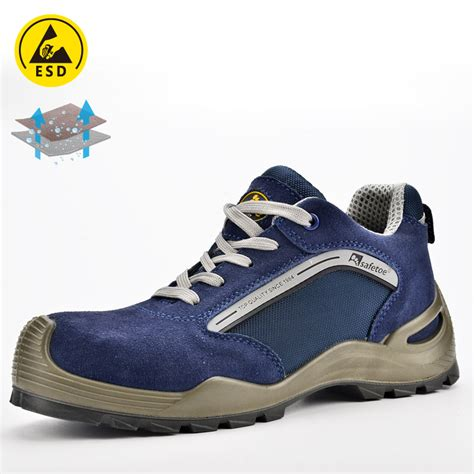 Safety Shoes Safetoe Capella L 7296 experienced supplier of safety shoe for summer l 7296blue