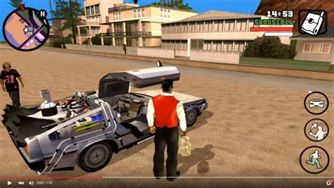 mod game mobile online download back to the future mod pack for gta sa android