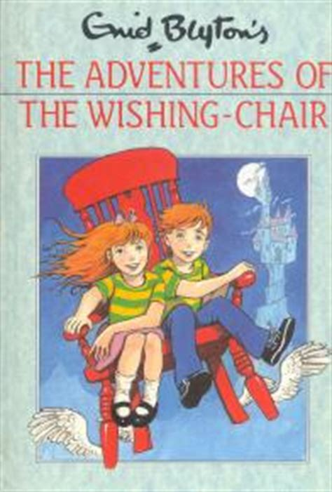 adventures   wishing chair    enid blyton
