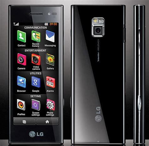 lg bl40 new chocolate specs and price phonegg