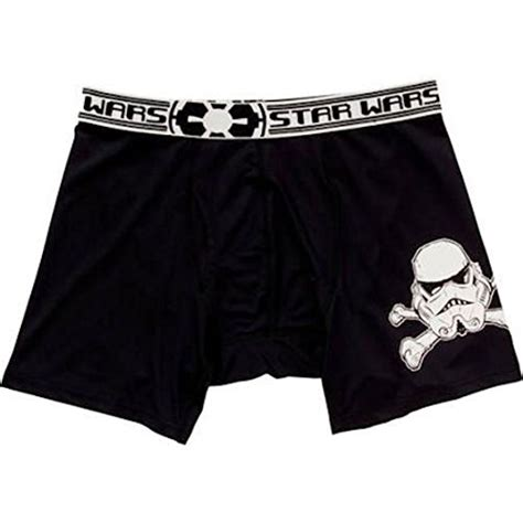 wars skull and crossbones mens boxer briefs large import it all