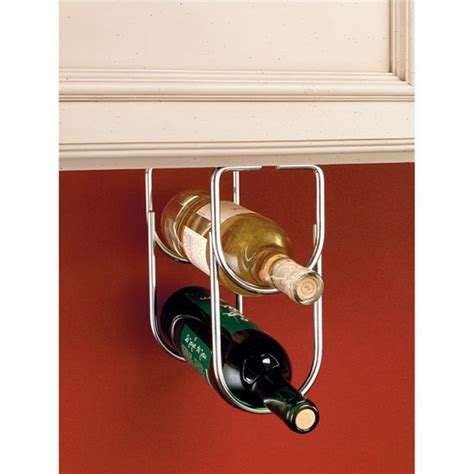 bottle wine racks for fitting cabinet or
