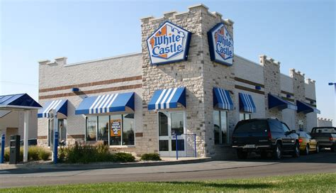 white castle stores