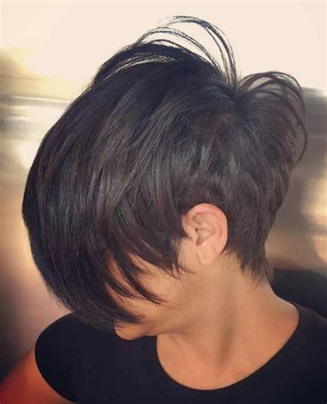 Die besten 25  Frisur vorne kurz hinten lang Ideen auf