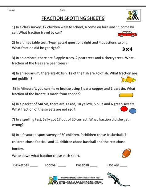 printable worksheets year 7 year 7 maths fractions printable worksheets homeshealth info
