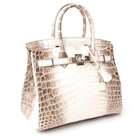 Sale Hermes Birkin 1 herm 232 s birkin himalayan 30cm white matte crocodile