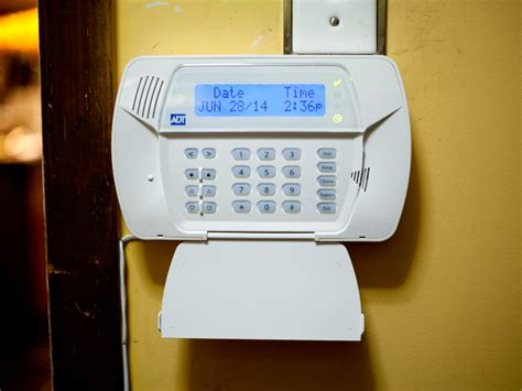 security systems adt ts panel images