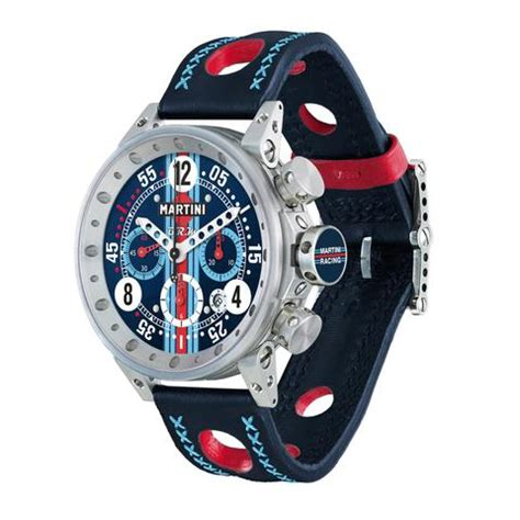 martini racing™ collection brm watch v12 44 mr 02 – hunziker