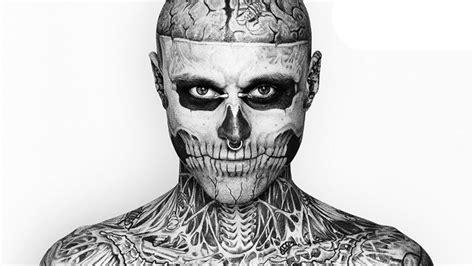 full body tattoo 47 ronin josefine dior rick quot zombie boy quot genest