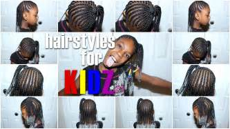 what is the style nowadays for 11 year boy haircuts hairstyles for kidz braids n beads half up half down