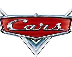 disney cars logo poster