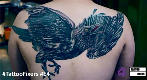 tattoo fixers how to apply tattoo fixers e4 on twitter quot david s old offensive tat