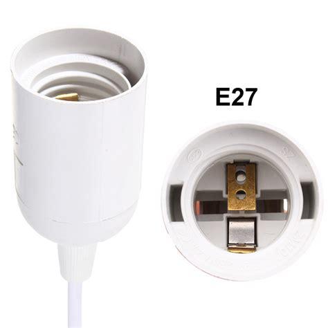 3 Socket Light Fixture E27 Us In Hanging Pendant Light Fixture L Bulb Socket Cord Wire Switch Alex Nld