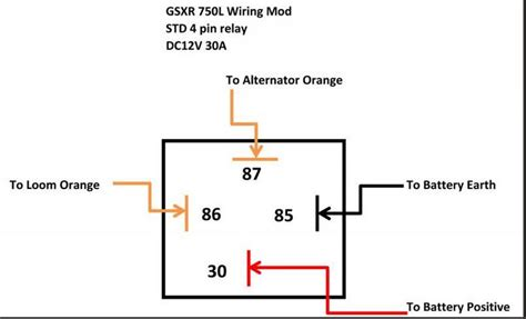 spdt relay wiring diagram fan spdt get free image about