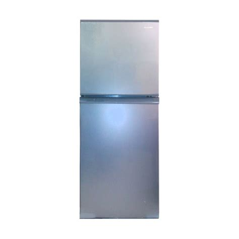 Kulkas 2 Pintu Dengan Watt Rendah jual sharp sj 235mf kulkas 2 pintu harga