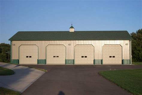 3 Bay Shed Prices by Garage Pole Barn Building