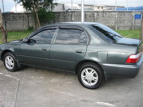Toyota Corolla 1997 For Sale Toyota Corolla Xl 1997 For Sale From Bulacan Meycauayan