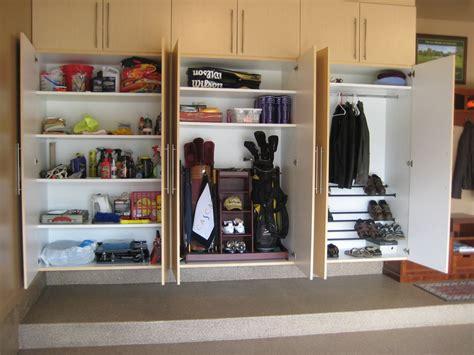 Kitchen Cabinets Storage Ideas Stainless Steel Garage Storage Cabinets Floating Railing