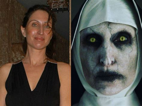 the nun cast valak actress these 10 horror movie stars look utterly different in real