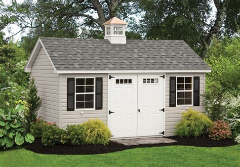 Royal Vinyl Storage Sheds by Cost To Build A 10x14 Shed Sheds Nguamuk