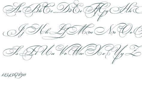 fancy cursive letters fancy cursive letters template business 1214