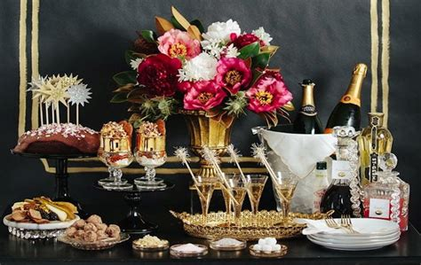 new year party decoration ideas at home french country industrial loft urban eclectic