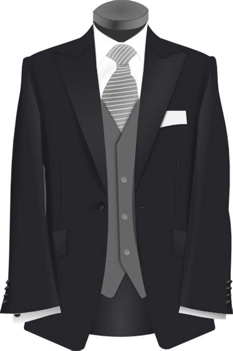 suit clipart wedding suit clip at clker vector clip