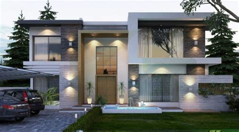 villa luxury home design houston elegant modern villa design 2 fachadas pinterest modern villa design villa design and villas