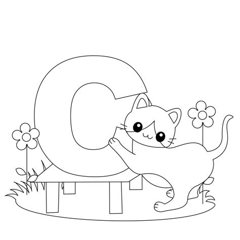 coloring book pages for toddlers free printable alphabet coloring pages for kids best