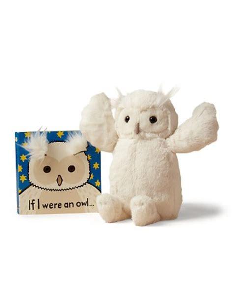 jellycat owl comforter jellycat if i were an owl book woodland cream owl toy