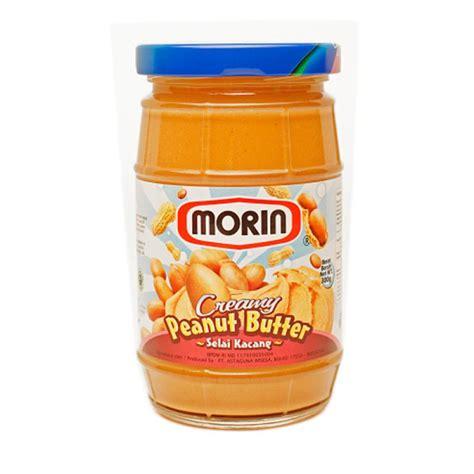 Morin Peanut Butter Chunky 300g jual daily deals morin peanut butter selai 300 g