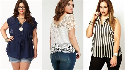 blusas sw moda para gorditas blusas de moda para gorditas outfits casuales moda plus