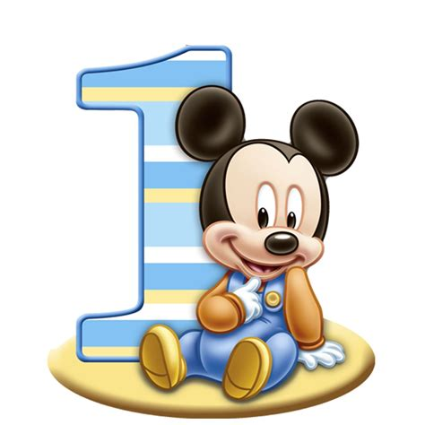 happy 1st birthday images mickeys 1st birthday cake image this started