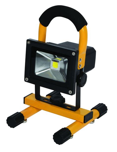 10w rechargeable flood light c k 10w rechargeable led flood light 600 lumens t9710r c