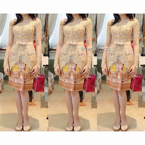 Set Kain Brokat Songket Dp7 80 best images about casual informal kebaya on