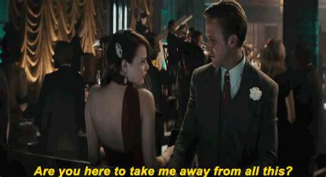 emma stone take me away gangster squad 2013 quote about flirt gifs love take