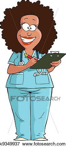 clipart infermiera clip infermiera k9349937 cerca clipart poster