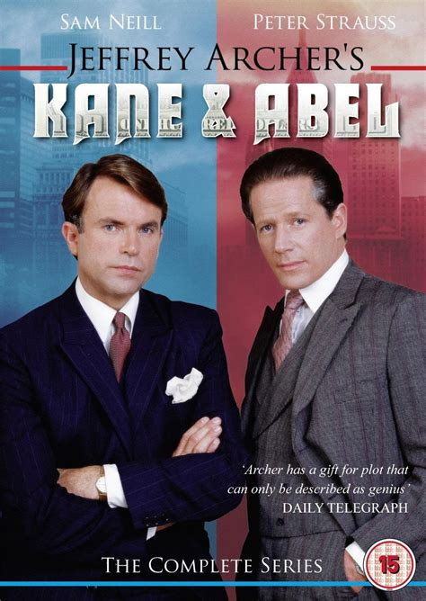 and abel the complete mini series uk import